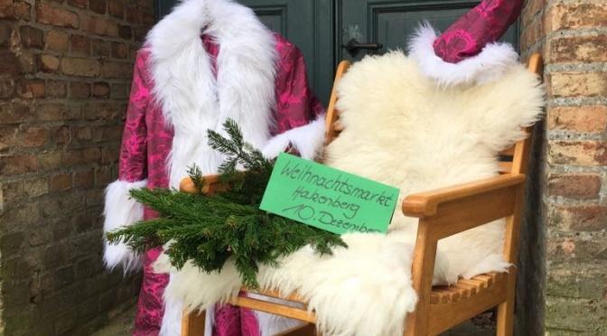 Aussteller-Anmeldung zum Hakenberger Weihnachtsmarkt 2017
